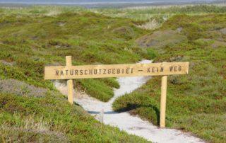 Naturschutzgebiet Sylt
